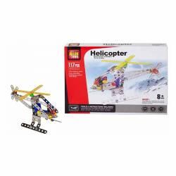 JGO. MECANO METAL HELICOPTERO 117P LB-3200