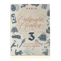 CUADERNO RUBIO CALIGRAFIA CREATIVA 3