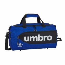 BOLSA DEPORTE SAFTA 25X50 UMBRO BLACK&BLUE 712037553