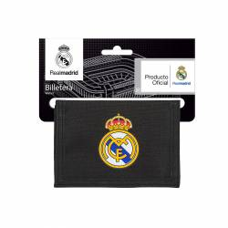 BILLETERA SAFTA 9,5X12,5 R. MADRID 1902 812024036