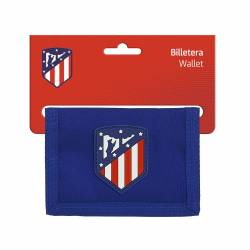 BILLETERA SAFTA 9,5X12,5 AT. MADRID NEPTUNO 812045036
