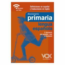 DICC. VOX DE PRIMARIA LENGUA ESPAÑOLA