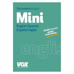 DICC. VOX MINI ESPAÑOL-INGLES