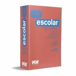 DICC. VOX ESCOLAR DE LA LENGUA ESPAÑOLA