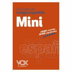 DICC. VOX MINI DE LA LENGUA ESPAÑOLA