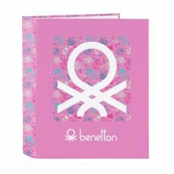 PORTABLOC Fº SAFTA L/ANCHO BENETTON BUTTERFLIES 512053657