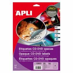 ETI. CD-DVD APLI MEGA OPACAS 117X18 10601 25H