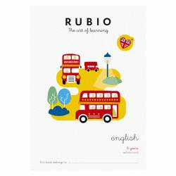 CUADERNO RUBIO ENGLISH ADVANCED 6
