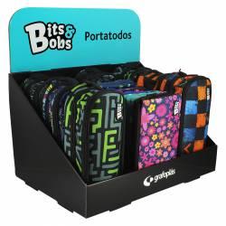 EXP. PORTATODO GRAFOPLAS DOBLE+TRIPLE BITS&BOBS 16U