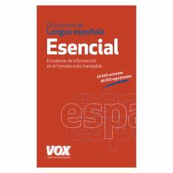 DICC. VOX ESENCIAL ESPAÑOL 2401249