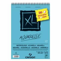 BLOC ACUARELA CANSON XL ESP. MIC. A3 300G 25+5H