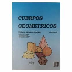 BLOC CUERPOS GEOMETRICOS 33 FIGURAS