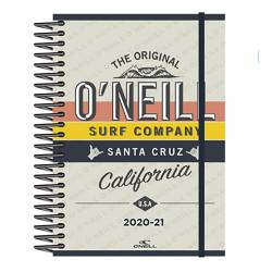 AGENDA ESC. SENFORT ONEILL THE ORIGINAL ESP. 17X12 DP