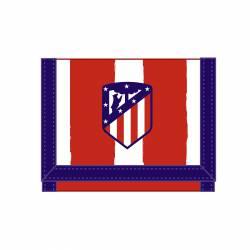 BILLETERA SAFTA AT. MADRID 1ª E. 12058 9,5X12,5