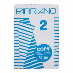 PAPEL MULTIFUNCION FABRIANO COPY2 A3 80G 500H