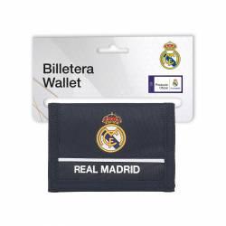 BILLETERA SAFTA R. MADRID 12034 9,5X12,5