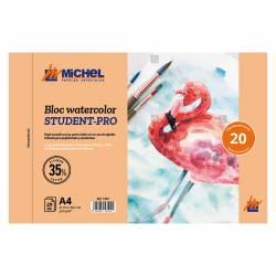 BLOC ACUARELA A4 WATERCOLOR STUDENT-PRO 300G 20H