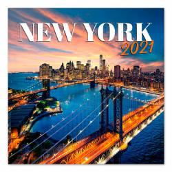 CALENDARIO PARED ERIK NEW YORK 30X30