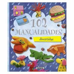 LIBRO 102 MANUALIDADES DIVERTIDAS