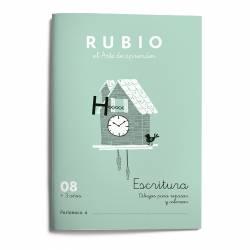 CUADERNO RUBIO DIBUJOS 08 10UD
