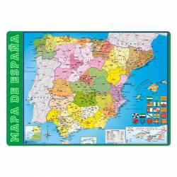 VADE ESCOLAR MAPA DE ESPAÑA