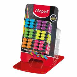 EXPOSITOR MAPED MARCADORES FLUO PEPS CLASSIC
