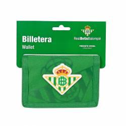 BILLETERA SAFTA R.BETIS 12166 9,5X12,5