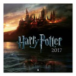 CALENDARIO 30X30 HARRY POTTER