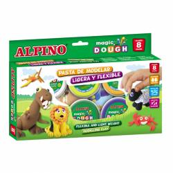 ALPINO MAGIC DOUGH 8X14G DP000137